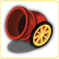 赤の祝砲の画像