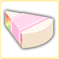 カットケーキの画像