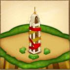 アーモンドピークの塔