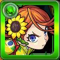 浪漫街の洋裁少女 向日葵のアイコン