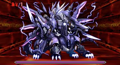 火と闇の鉄星龍の6F