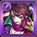 浪漫街の名女優 紫陽花のアイコン