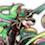 翠角馬 ユニコーンの画像