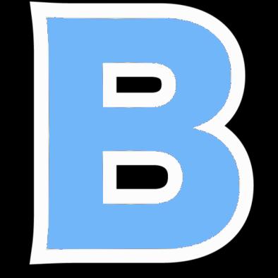 Bのアイコン