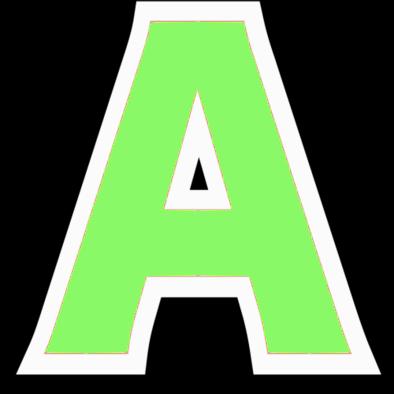 Aのアイコン