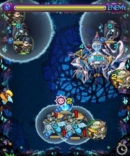 カルナのステージ4攻略