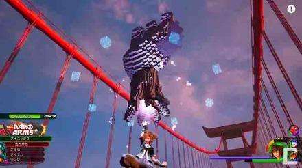 キングダムハーツ3のナノアームズの画像