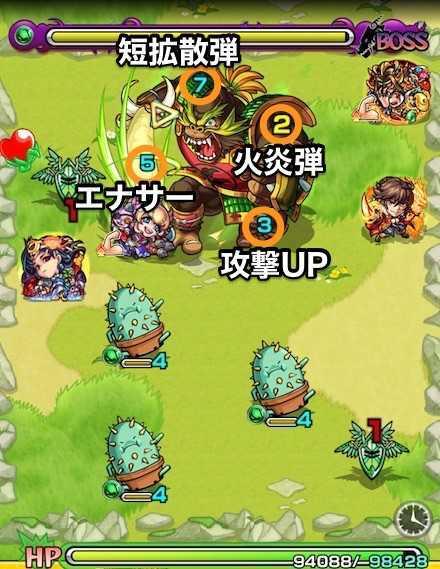 柴田勝家_ボス3