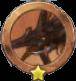 ガンジールメダルの画像