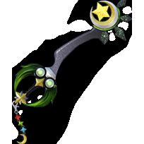 キングダムハーツ3のXbox One限定のキーブレードの画像