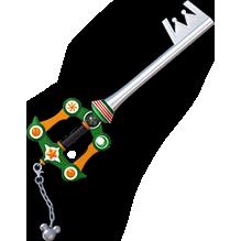 キングダムハーツ3のセブンネット限定のキーブレードの画像