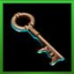 銅の鍵画像