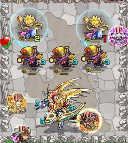 ダイヤのキング ステージ2