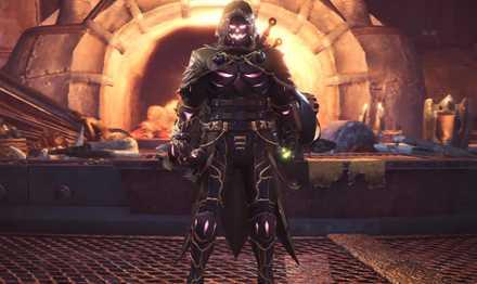 Harvest Layered Armor