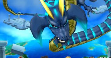 星霊龍ラピスドラゴンの攻略画像1