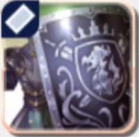 鉄騎兵の盾の画像