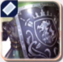 鉄騎兵の盾画像