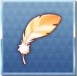 古代鳥の羽画像