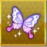 幻惑蝶の羽画像