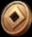 銅銭のアイコン