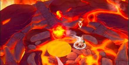 ブリュンヒルデの火の玉