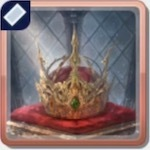過ぎ去りし日の王冠画像