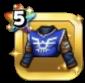 戦神の服上のアイコン