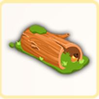 樹幹のチェアの画像