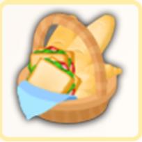 ピクニックセットの画像