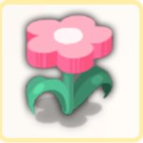ピンクフラワーの画像