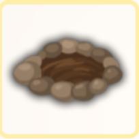 葉掘り饅頭の画像