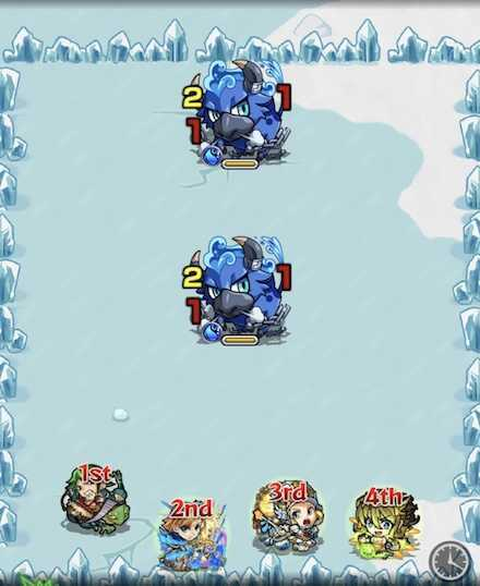水の獣神竜を求めてステージ1攻略.jpg