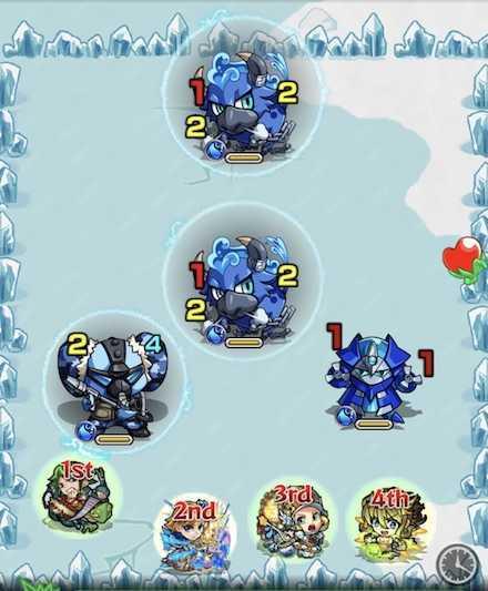 水の獣神竜を求めてステージ1攻略召喚ご.jpg