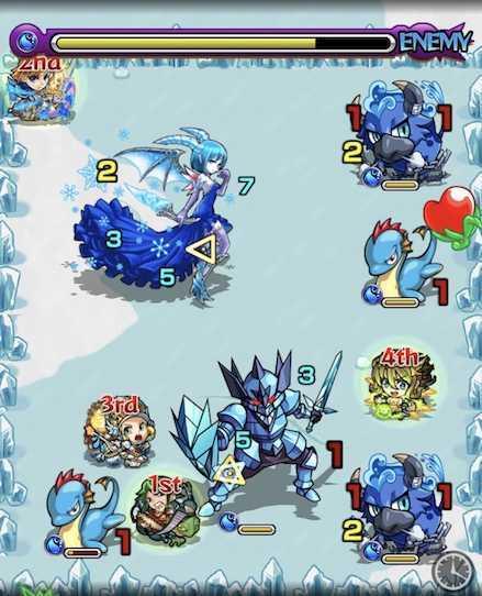水の獣神竜を求めてステージ2攻略召喚ご.jpg