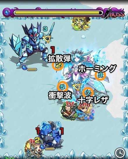 水の獣神竜を求めてボスステージ13攻略.jpg