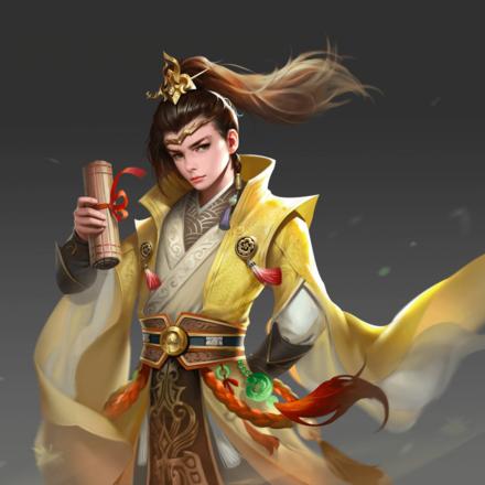 袁紹(SP)の画像