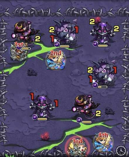 闇の獣神竜を求めてのステージ1召喚ご .jpg