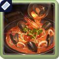 シーフードスープ画像