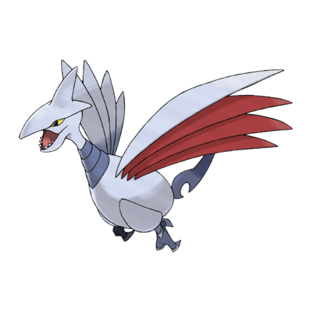 Pokemon Sword and Shield - Skarmory