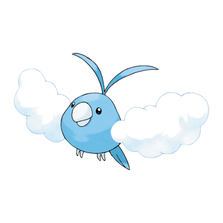 Pokemon - Swablu