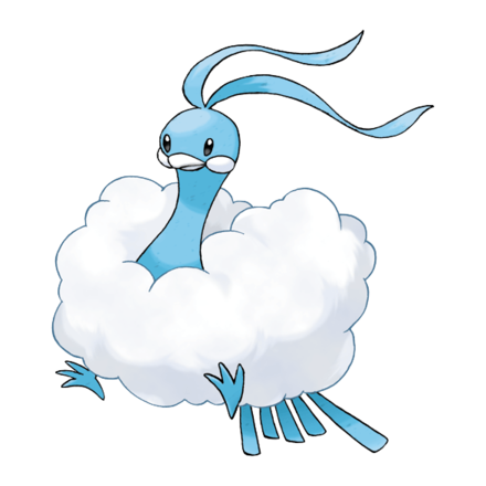 Pokemon - Altaria