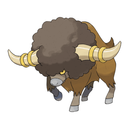 Pokemon Sword and Shield - Bouffalant