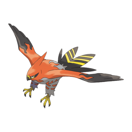 Talonflame Image