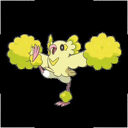オドリドリ(ぱちぱちスタイル)画像