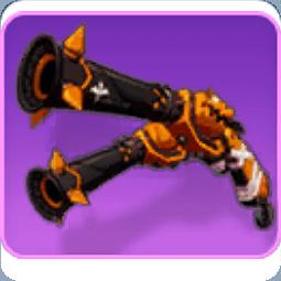 ハロウィンの霊銃の画像