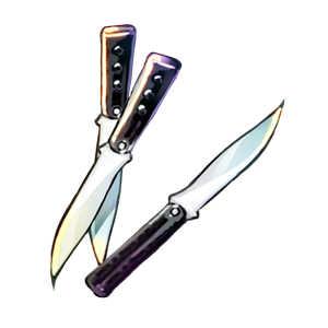 奇術師のナイフの画像