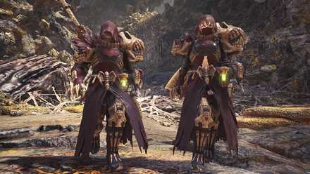 Death Stench Layered Armor