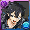 黒の剣士・キリトの画像