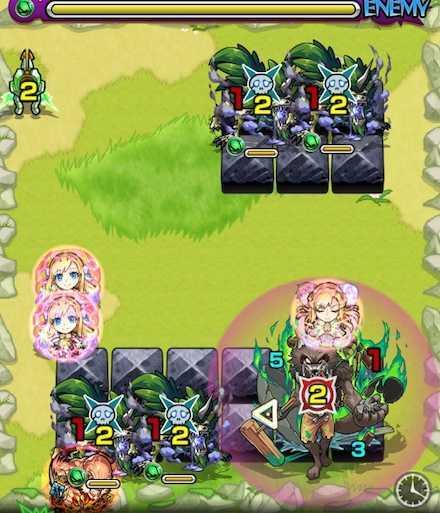 渇血狸のステージ3攻略 .jpg
