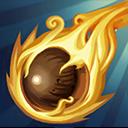 強化型火炎弾